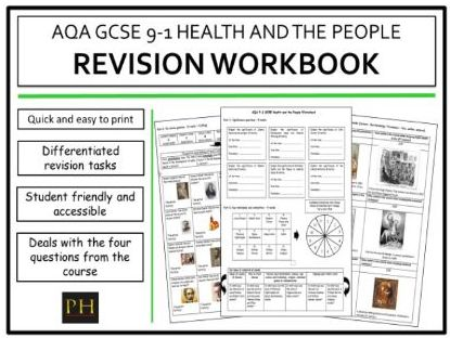 Health and People Revision Workbook