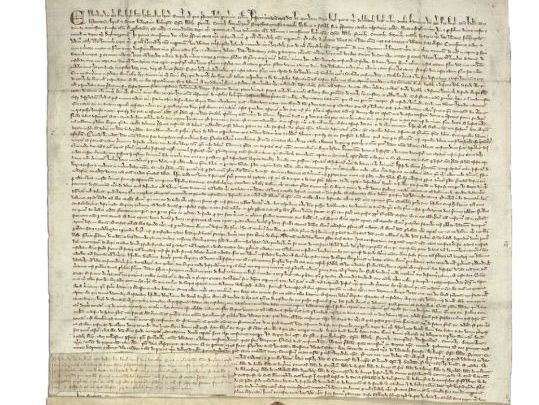 Magna Carta and the City of London