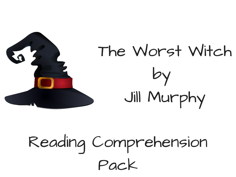 The Worst Witch - Reading Comprehension