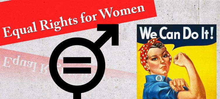Equal Rights for Women - ASSEMBLY/TUTOR TIME