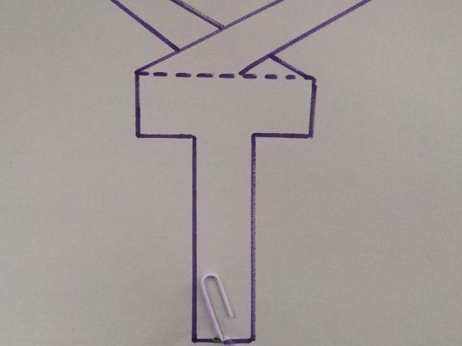 Paper spinner Investigation (appropriate for KS2 & KS3)