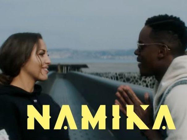 Je ne parle pas français - Namika & Black M