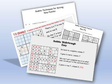 Sudoku for Fun - EASY