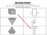 Net/Developments 2D - 3D Work Sheet