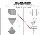 Net/Developments 2D - 3D Work Sheet