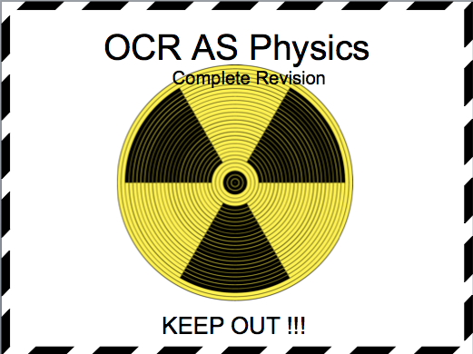 OCR AS Physics Complete Revision Mega Pack