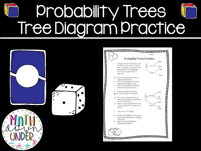 Probability Tree Diagrams Practice!