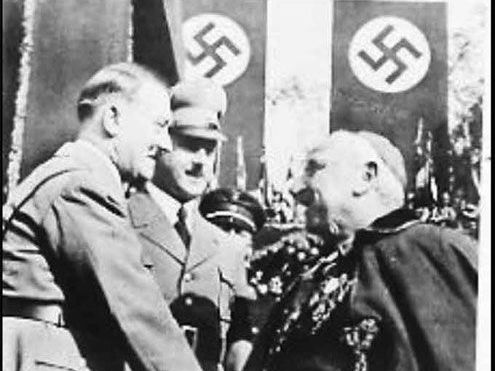 The Nazi State & The Church