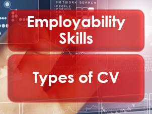 Employability/Work Skills: Types of CVs