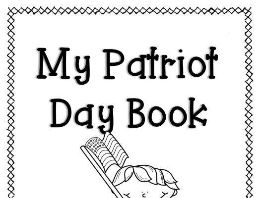 Patriot Day printable book for primary grades September 11
