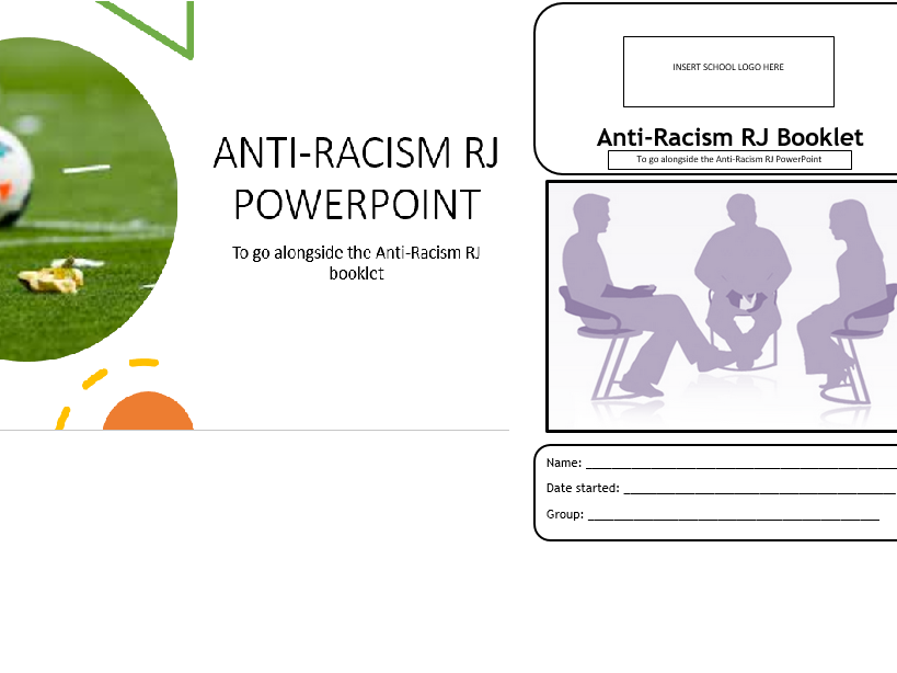 Anti Racism Booklet and PowerPoint