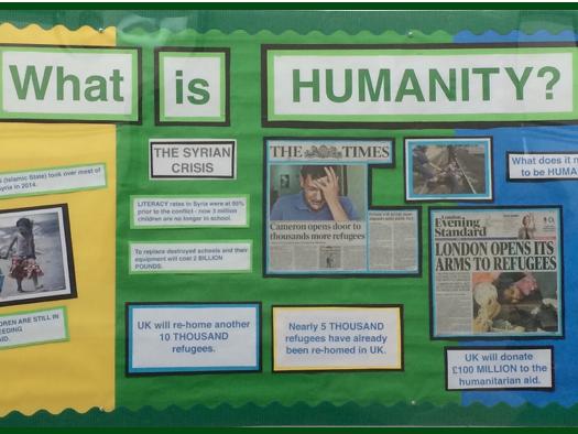 DISPLAY PACK: What is Humanity?