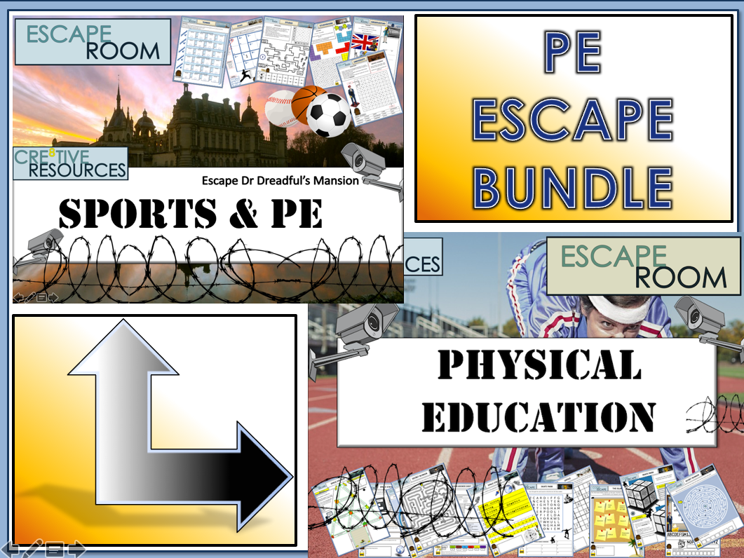 PE Escape Rooms