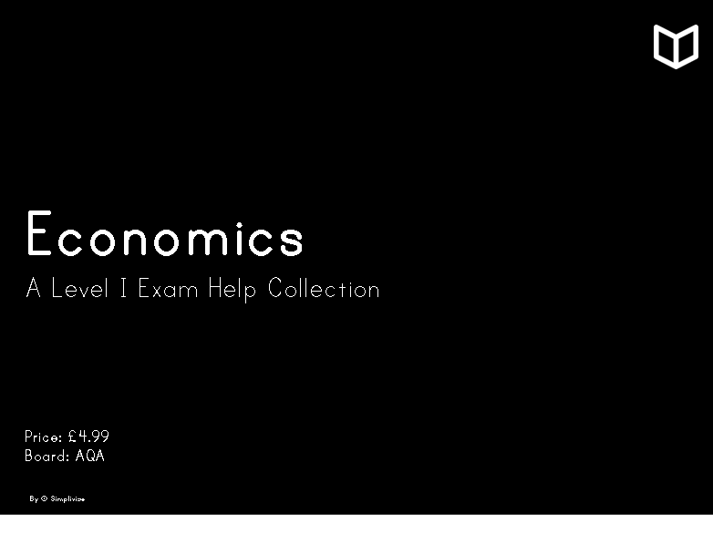 A Level Economics I Complete Exam Bundle