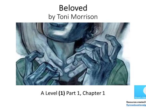 A Level Literature: (1) Beloved - Part 1 Chapter 1