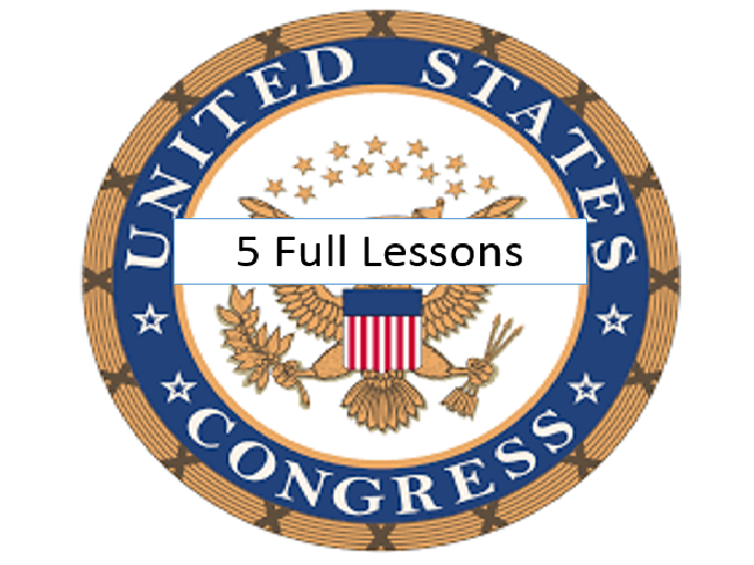 US Congress - Intro, structure, Senate V House, How a bill becomes Law, Power of the Purse