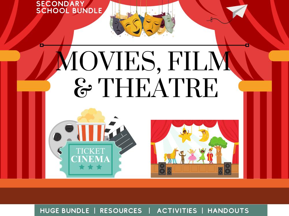Movie Film and Theatre