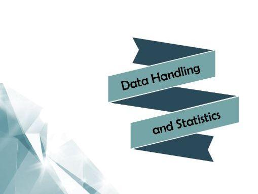 Data Handling and Statistics 1
