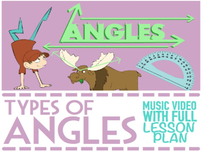 Types of Angles: Musical Lesson