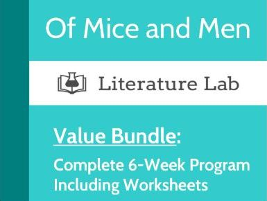 Of Mice and Men Complete 6-Week Program Value Bundle