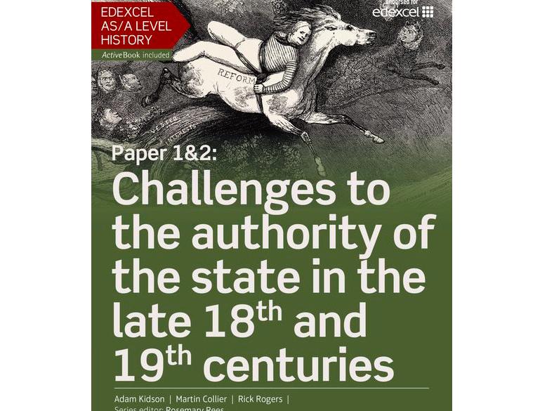Edexcel A-Level History - Option 1D, Theme Summary: Britain c.1785 Growth in Parliamentary Democracy