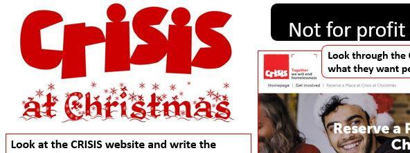 Business Studies Christmas Task One Lesson