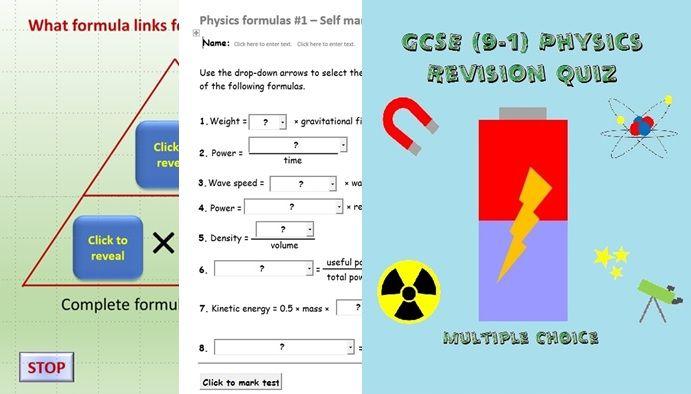 GCSE Physics Bundle