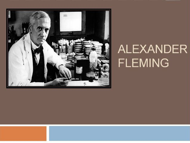 Alexander Fleming Powerpoint- Penicillin Discovery