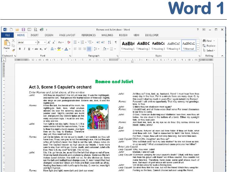 Word 2013 1