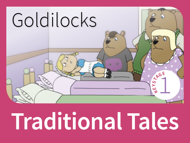 Goldilocks - Cautionary Tales (Traditional Tales)
