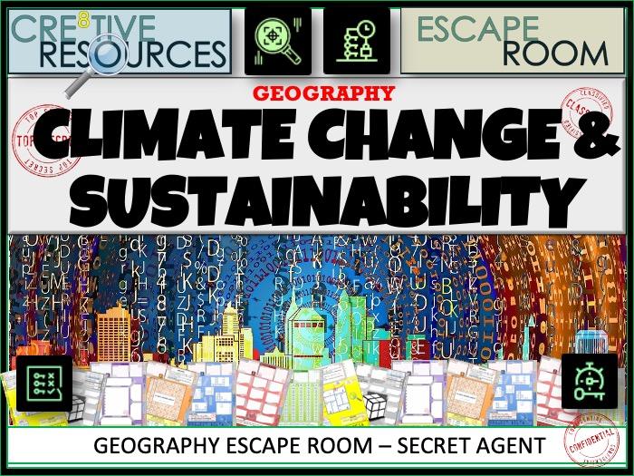 Climate Change + Sustainability