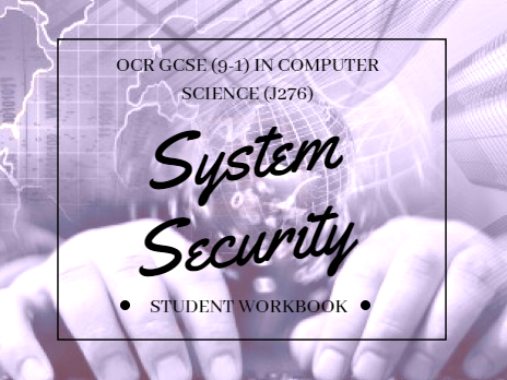 System Security for OCR GCSE (9-1) in Computer Science (J276)