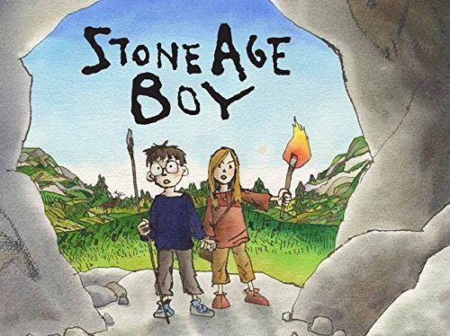 Stone Age Boy unit of work - Week 1