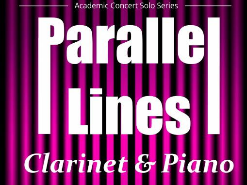 Parallel Lines (Clarinet & Piano)