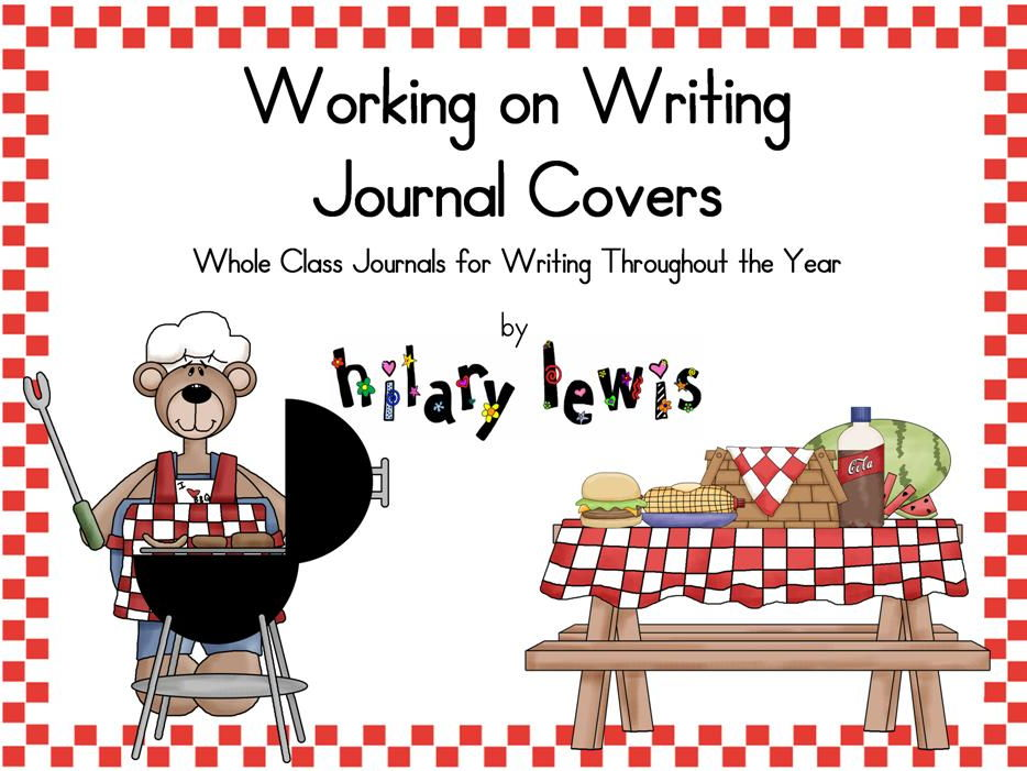 Writing Journal Covers to Get Kids Writing
