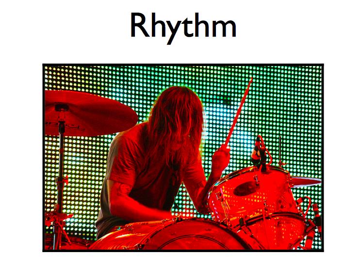 MUSIC KS3 KS4 TWO LESSONS SLIDESHOW SONGWRITING RHYTHMS AND RIFFS *mac users only*