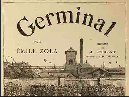 Authentic French Text - Two Extracts from Émile Zola's 'Germinal' for GCSE