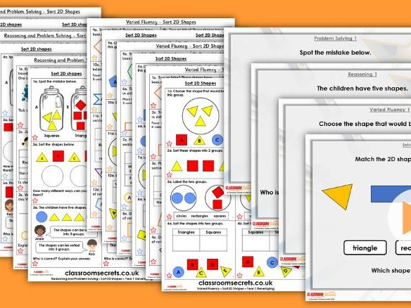 Year 1/2 Mixed Age Autumn Block 3 Step 6 Lesson Pack