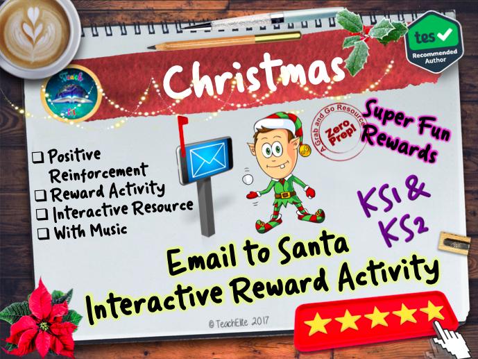 Christmas Reward