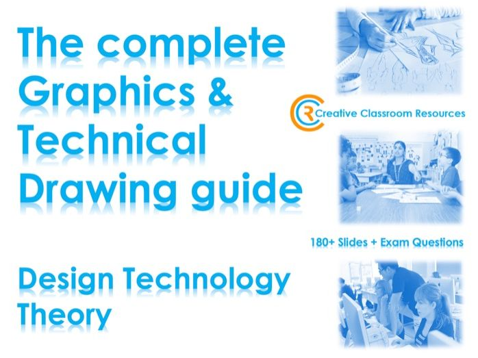 The complete Graphics & Technical Drawing Guide.