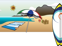 Les vacances - Vocabulary, grammar, reading comprehension