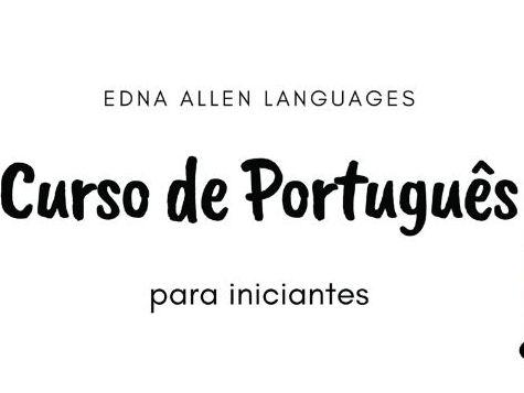 Curso de Português Unidade 16