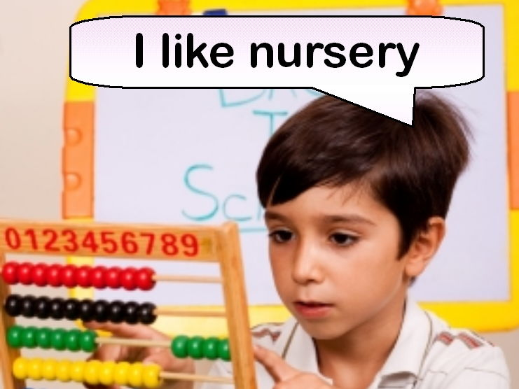 I Like Nursery (Rhyming Picture Book)