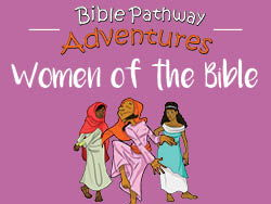 Women of the Bible Quiz Activity Book