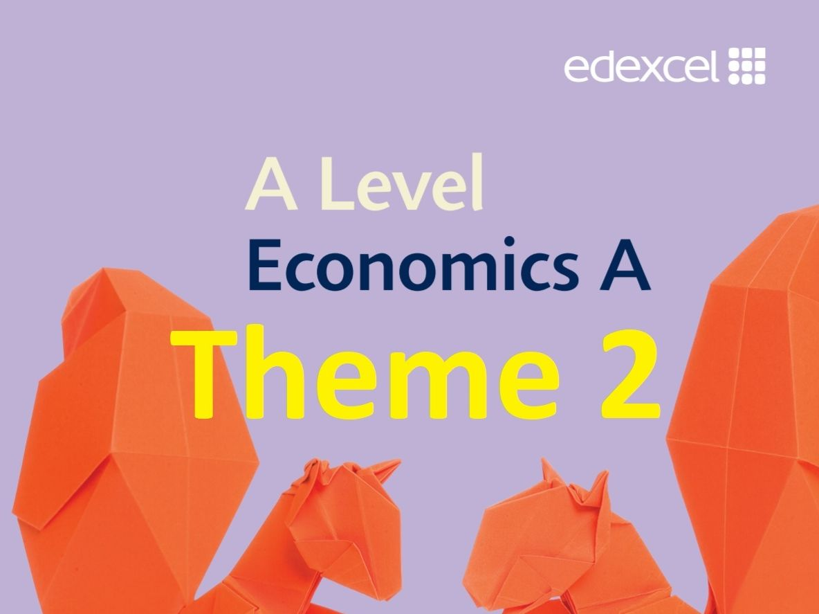 Edexcel  Economics A - Theme 2