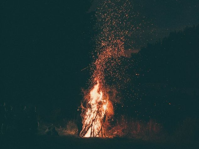 Bonfire Night-Lesson Plan