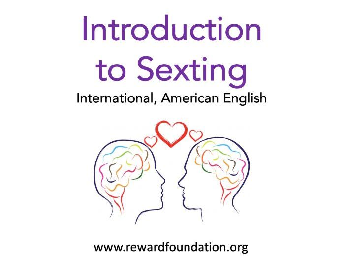 Introduction to Sexting, International, American English