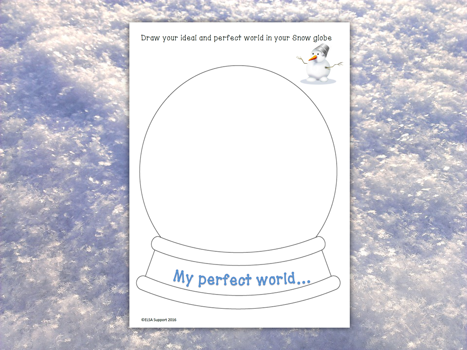 Christmas - Your world in a Snowglobe