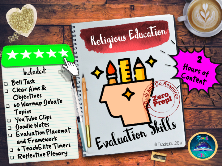 Religious Education: Evaluation (RE)