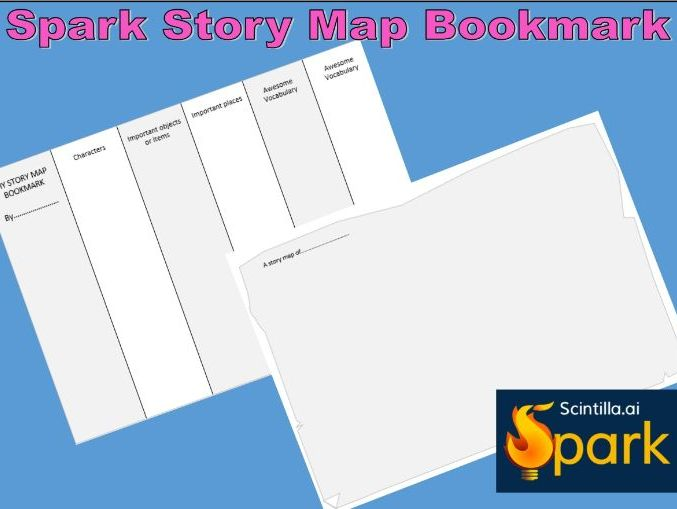 The Story Map Bookmark